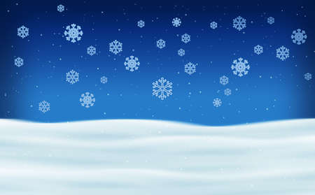 Snowflakes Stock Photo - 3842027