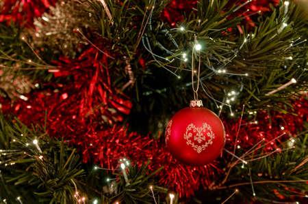 Christmas bauble Stock Photo - 4069641