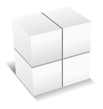 noname: Four boxes