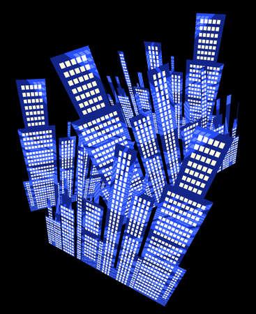 Skyscraper Stock Photo - 4214961