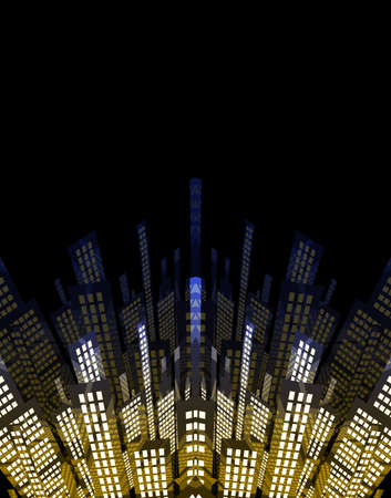 Skyscraper Stock Photo - 4214944