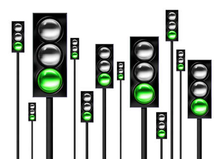 signalling: Traffic lights