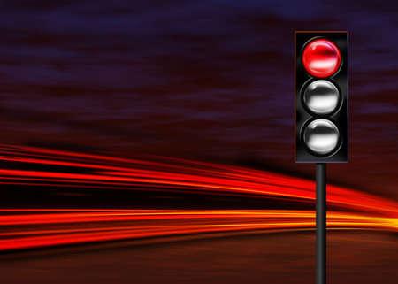 obey: Traffic light