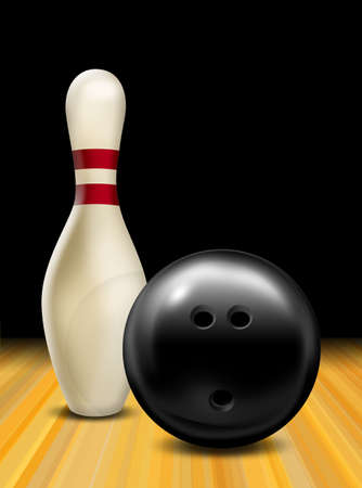 Bowling Stock Photo - 4277016