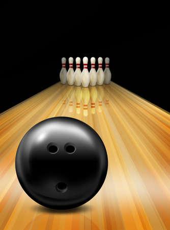 Bowling Stock Photo - 4277091