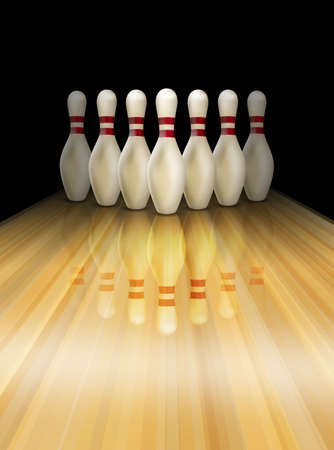 ten pin bowling: Tenpin bowling