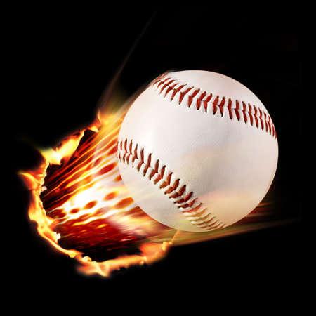 ring of fire: Baseball
