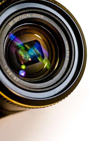 reflex camera: Camera lens