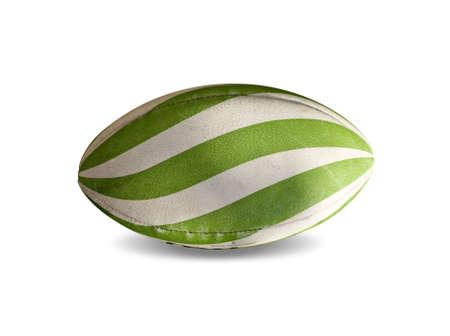 plain stitch: Rugby ball