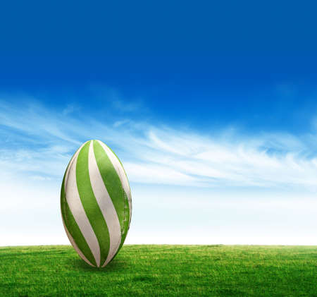 Rugby ball Stock Photo - 4405322