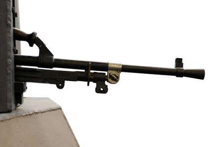 firepower: Machine gun