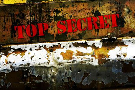 Top secret photo