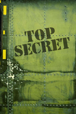 secret password: Top secret