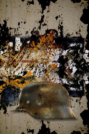 guerra: Casco alem�n