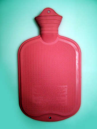 Hot water bottle Stock Photo - 4778139