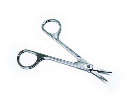 Nail scissors Stock Photo - 4753888