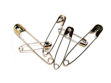Safety pins photo