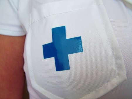 Nurse's uniform Stock Photo - 4778133