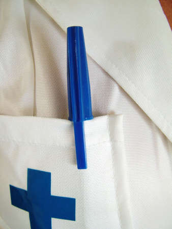 nurse uniform: Uniforme de enfermera y la pluma