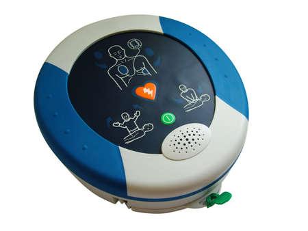 ECG unit photo