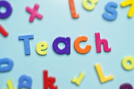 Teach Stock Photo - 4609423
