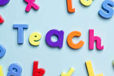 Teach Stock Photo - 4609452