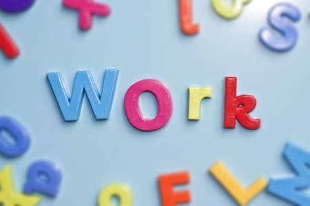 Work Stock Photo - 4609424