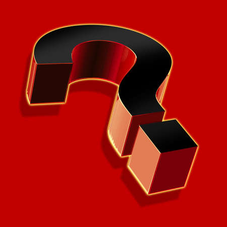 Question mark Stock Photo - 4966512