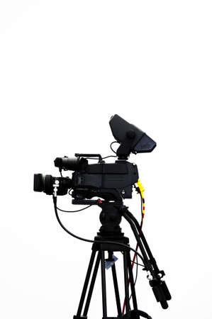 Television camera photo