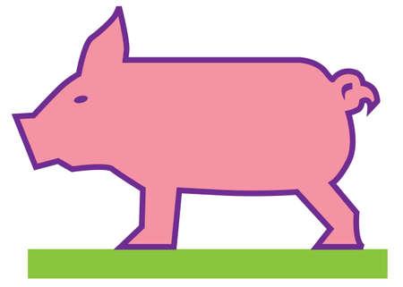 Pig Stock Photo - 5198133