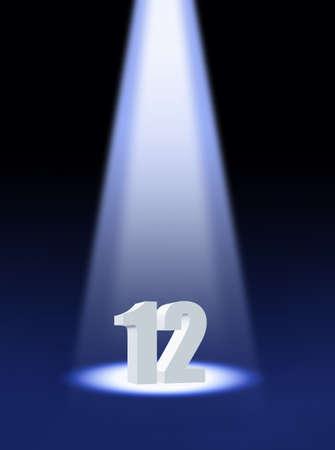 number 12: Twelve