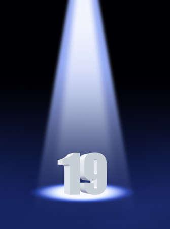 nineteen: Diciannove