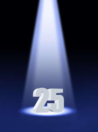 countdown: Twenty five