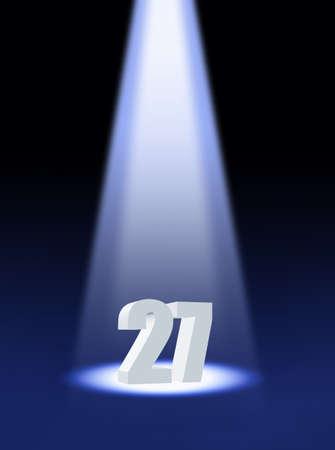 twenty: twenty seven