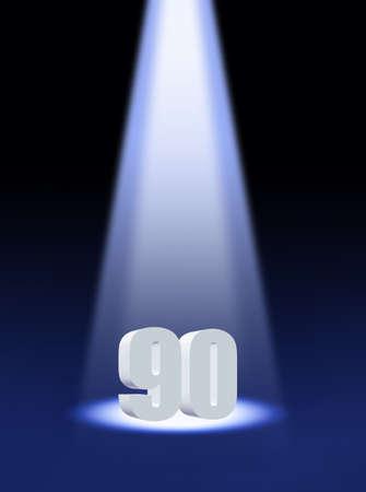 ninety: Ninety