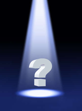 Question mark Stock Photo - 5271529
