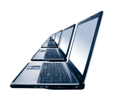 Laptops Stock Photo - 5528063