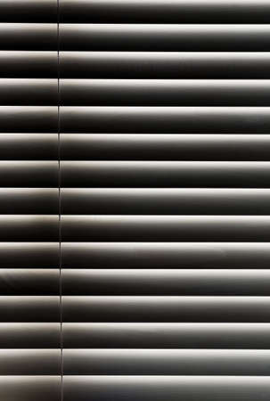 Closed blind Stock Photo - 6698146