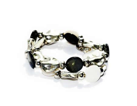 beaded: Beaded bracelet