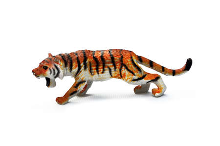 Toy tiger photo