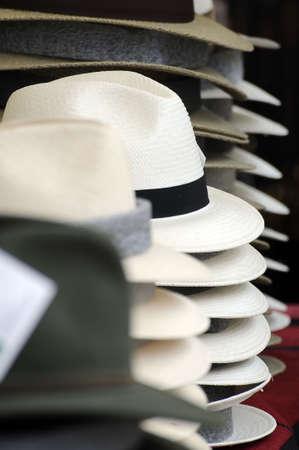 Sombreros para hombre  Foto de archivo - 7314664