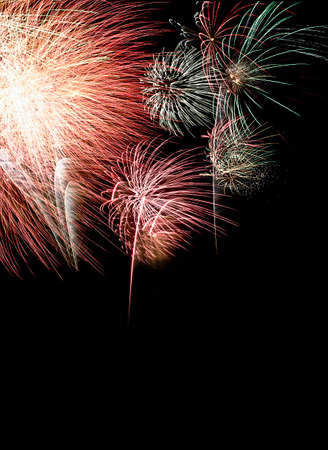 Fireworks display Stock Photo - 8095326
