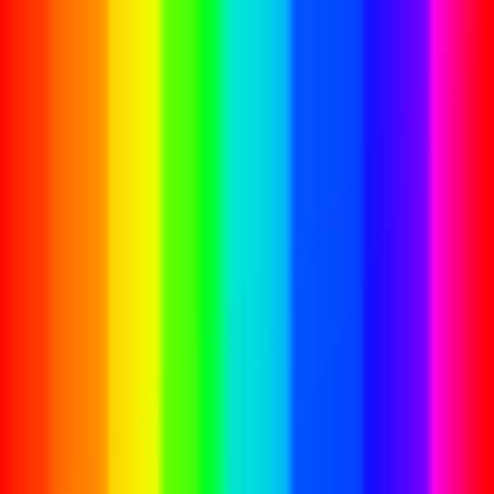 abstract rainbow: Rainbow stripes