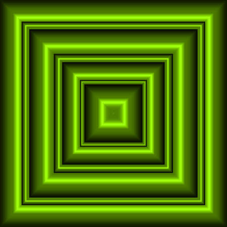 Green Abstract squares Stock Photo - 9166636