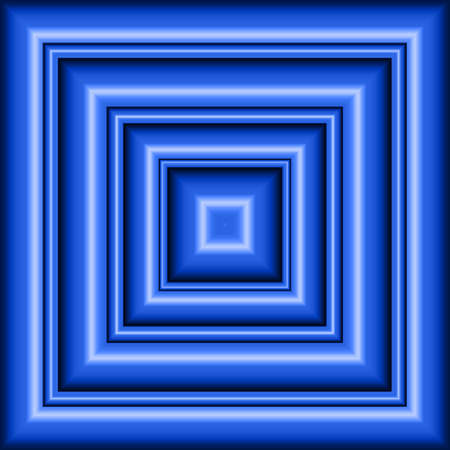 Blue Abstract squares Stock Photo - 9166635