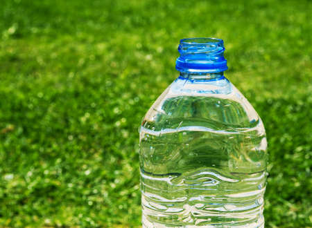 plastic water bottle Stock Photo - 9267155