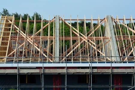 Housing development Stock Photo - 9523134