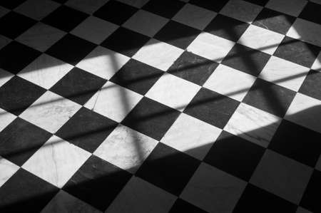 marble tile floor Stock Photo - 11062886