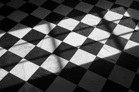 marble tile floor Stock Photo - 11062886