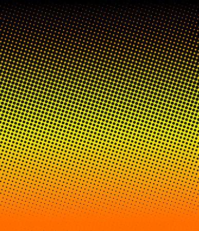 halftone background: halftone fade